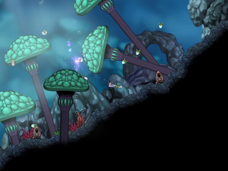Aquaria скачать игру